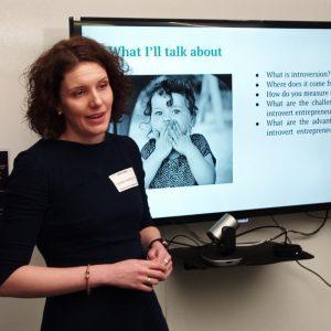 Karolien Koolhoven ondernemen als introvert