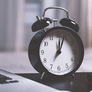 meer tijd maken voor een gezonder leven