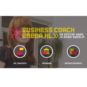 Nieuwe website Business Coach Breda